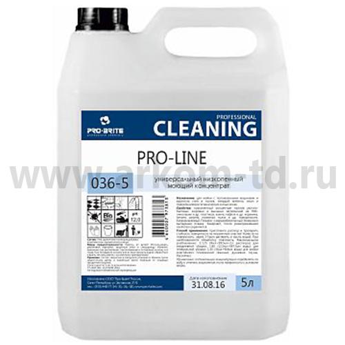 Про-Лайн 5л для кафельной плитки / 036-5 / Про-брайт
