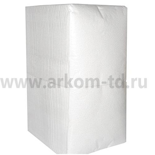Бумажные салфетки Big Pack 1сл 400листов 24х24 БЕЛЫЕ