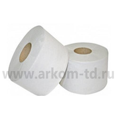 Бумага туалетная 200м Вик серая (1сл)