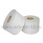 Бумага туалетная 525м Вик белая (1сл)
