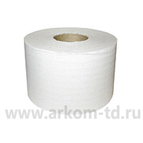 Бумага туалетная 200м Вик белая (1сл)