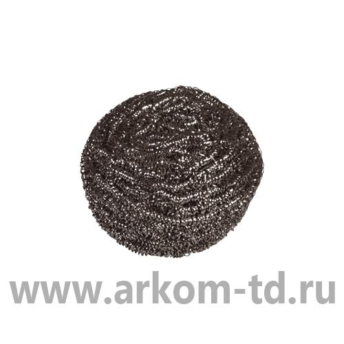 Металлическая очищающая спираль Инокс 60 гр арт. 100788/100201 Виледа