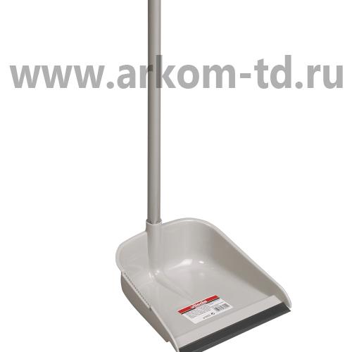Совок с ручкой серый арт. 146349/100832/100267 Виледа