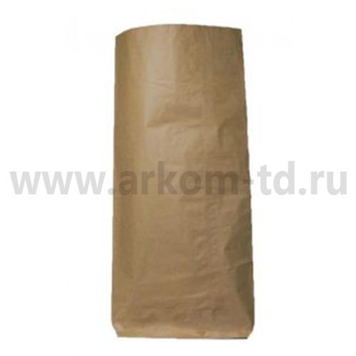 Мешки бумажные крафт 100х51.5(49.5) 4х-слойные