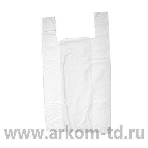 Пакет-майка полиэтиленовый 500 шт/уп 30х57см ПВД