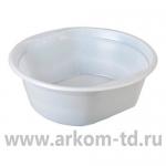 Тарелка пластиковая суповая 500мл 50шт/упак