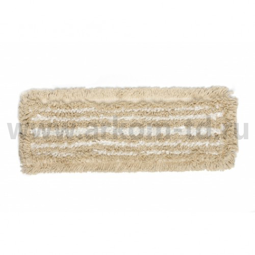 Моп 40см хлопок с микрофиброй таффтинг карман-язык
