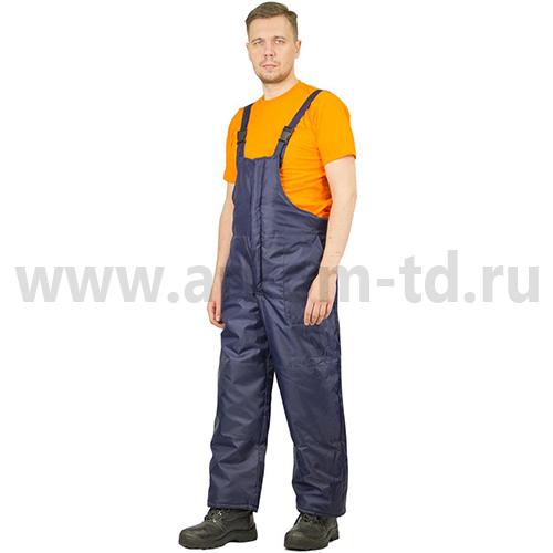 Костюм Спец утеплённый, куртка и полукомбинезон