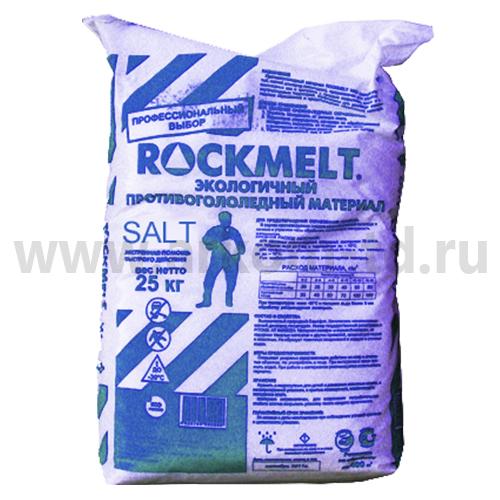 """Противогололедный реагент """"ROCKMELT SALT"""" (-15С)"""