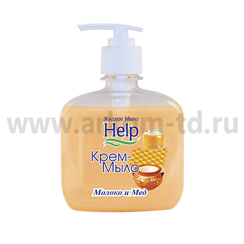 Мыло жидкое Хэлп 300 мл с дозатором