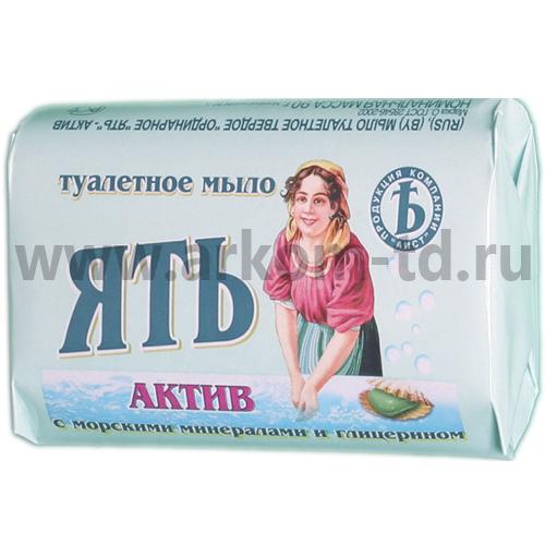 Мыло туалетное Ять 90 гр Аист