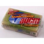 Мыло хозяйственное Аист с глицерином 72% 150гр.