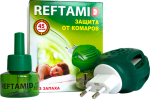 Фумигатор + жидкость РЕФТАМИД 45 ночей