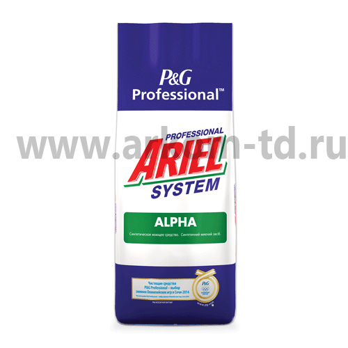 Стиральный порошок Ариэль Альфа-автомат 15кг
