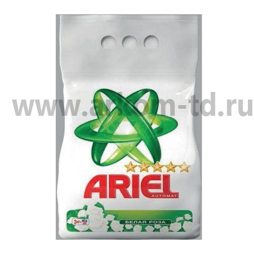 Стиральный порошок Ариэль - автомат 3 кг