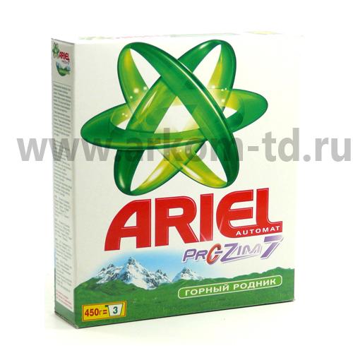 Стиральный порошок Ариэль-автомат 450 гр