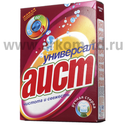Стиральный порошок Аист - универсал 400 гр