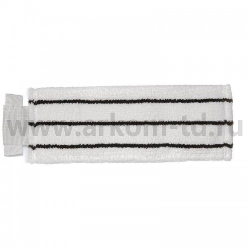 Моп 40см микрофибра с жестким абразивом карман-язык