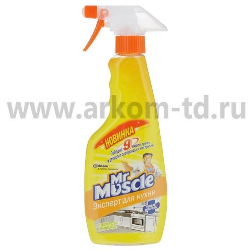 Чистящее средство Мистер Мускул для кухни с тригером 500мл