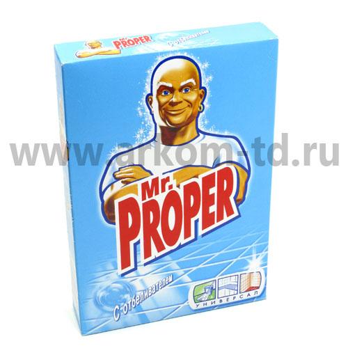 Мистер Пропер отбеливающий 400гр
