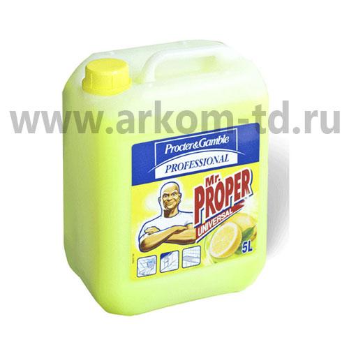 Мистер Пропер 5л универсальное моющее средство