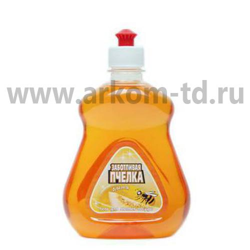 Средство для мытья посуды Пчелка 500 мл