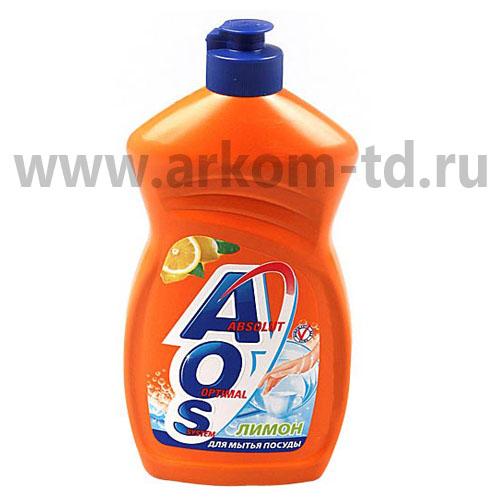 Средство для мытья посуды Аос Бальзам 500мл