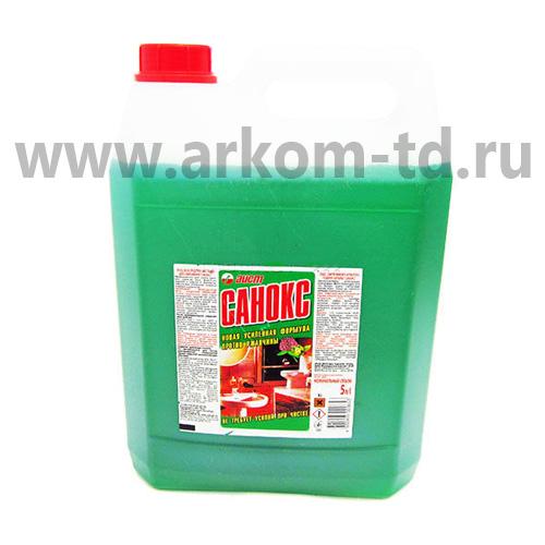 Чистящее средство Санокс 5 л