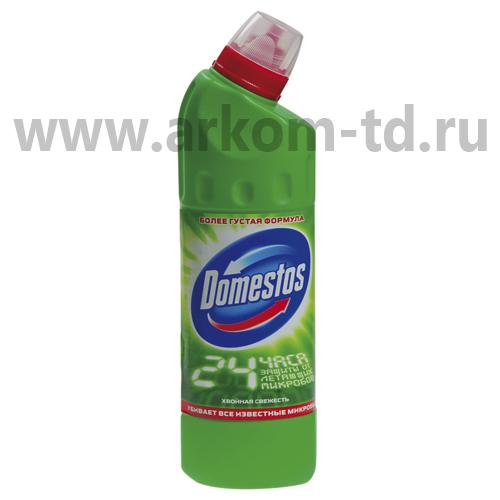 Чистящее средство для сантехники Доместос 1л в ассортименте