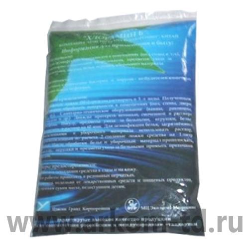 Хлорамин 15 кг фас. по 300 гр Китай