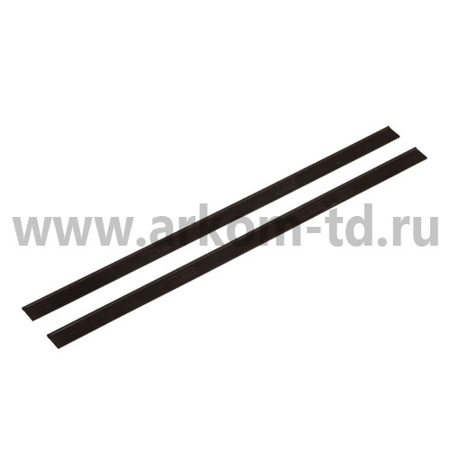Лезвие Перфоманс жесткое резиновое, черное 35 см арт. 500113/100146 Виледа