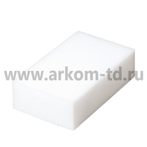 Губка МираКлин 12х7,5см белый арт. 113035/113034 Виледа