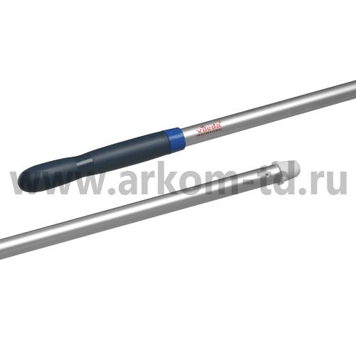 Ручка усиленная алюминиевая без резьбы 150 см арт. 506267/111529 Виледа