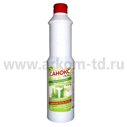 Чистящее средство Санокс-гель 750 мл