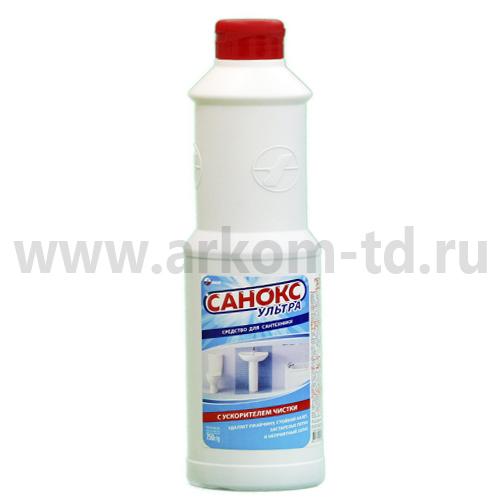 Чистящее средство Санокс-Ультра 750 мл
