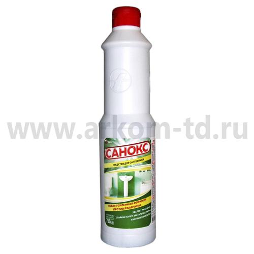 Чистящее средство Санокс 750 мл для сантехники