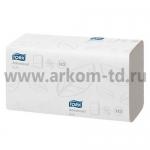 Бумажные полотенца Tork H3 Advanced 2сл. 200 листов /пач. ZZ