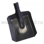 Лопата совковая с ребрами жесткости (без черенка)