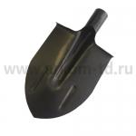 Лопата штыковая с ребрами жесткости (без черенка)
