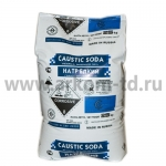Сода Каустическая 25 кг